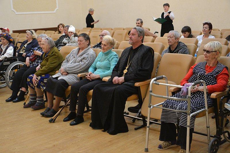 сколько в рязани домов престарелых
